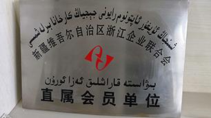 在疆浙商联合会直属会员单位