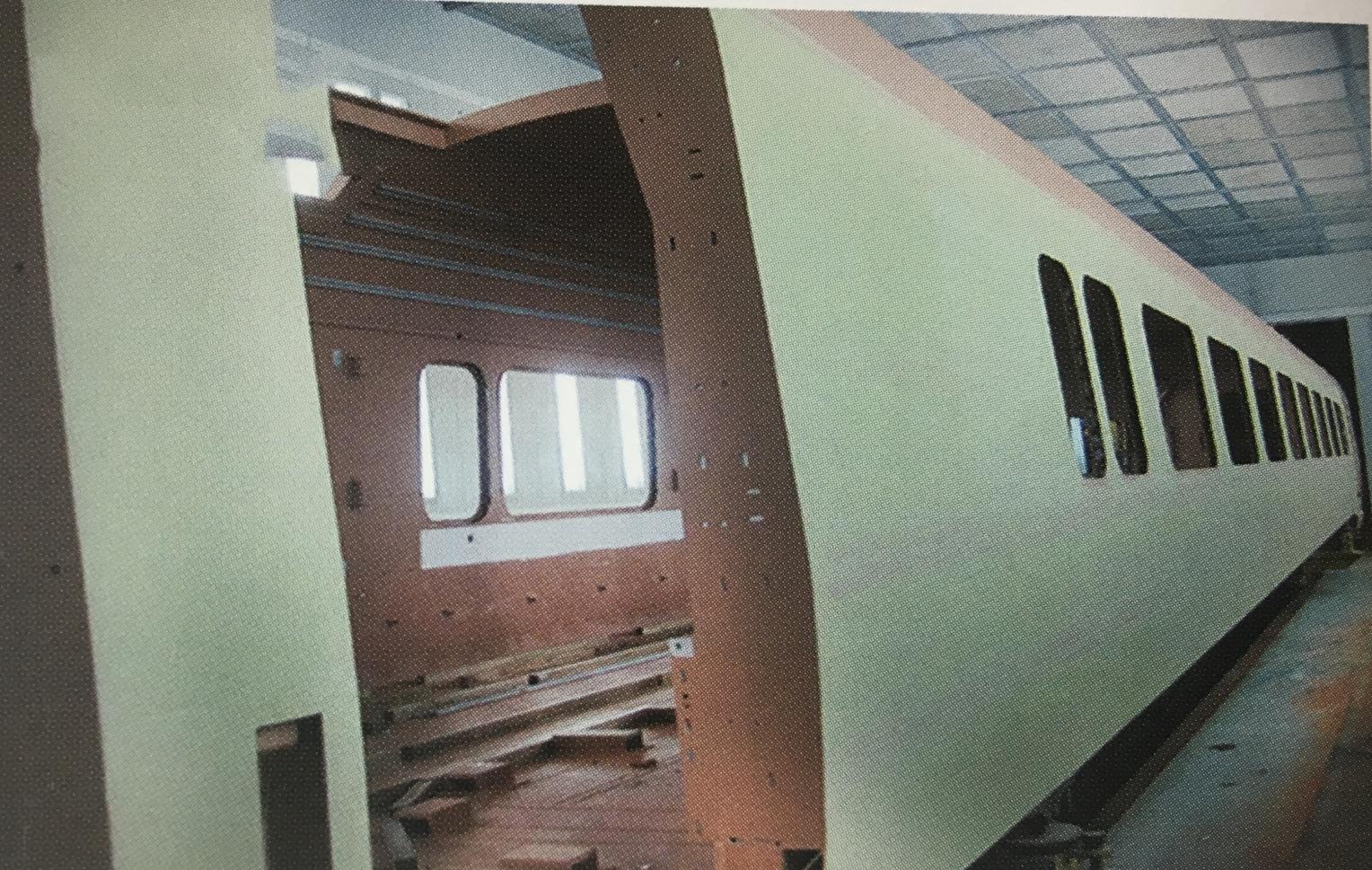 铁路车辆专用环氧防腐底漆