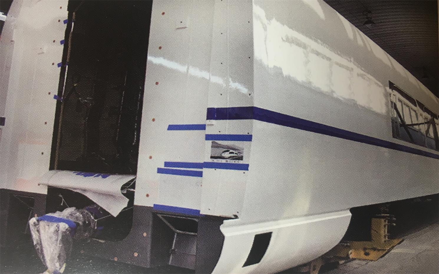 铁路车辆专用聚氨酯罩面清漆