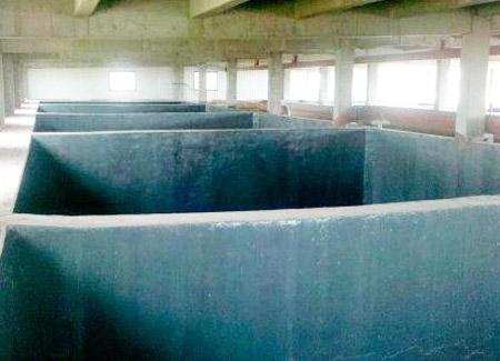 HFVC混凝土水池专用涂料