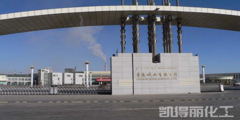 德令哈市青海碱业公司弹性涂料案例