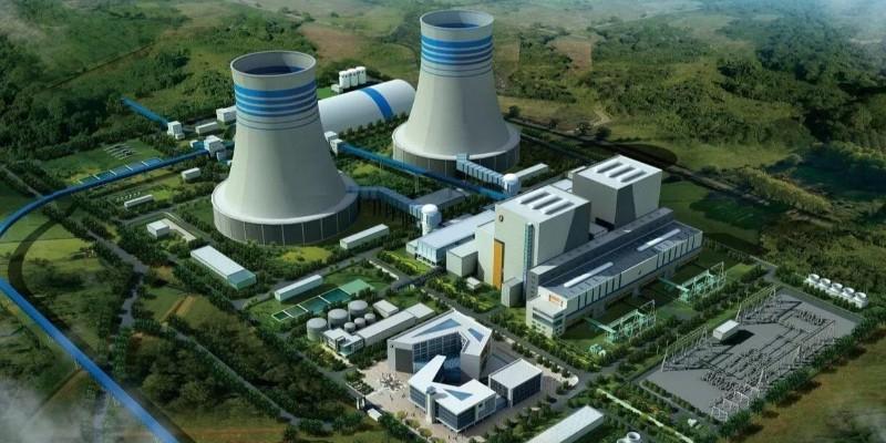 榆能集团横山煤电一体化发电项目